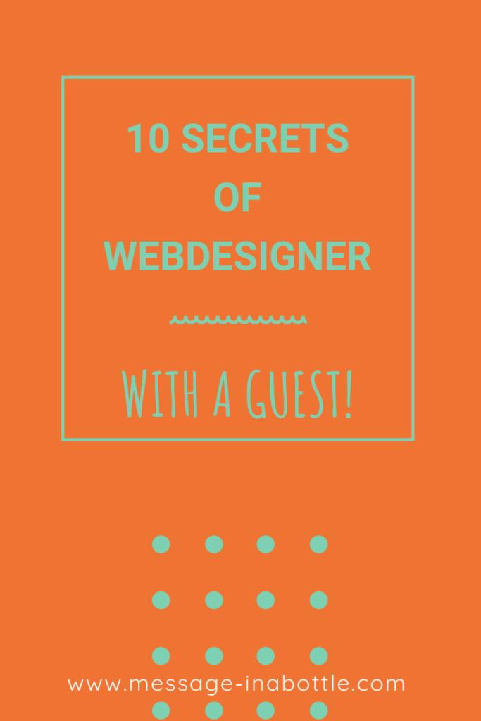 10 secrets of webdesigner
