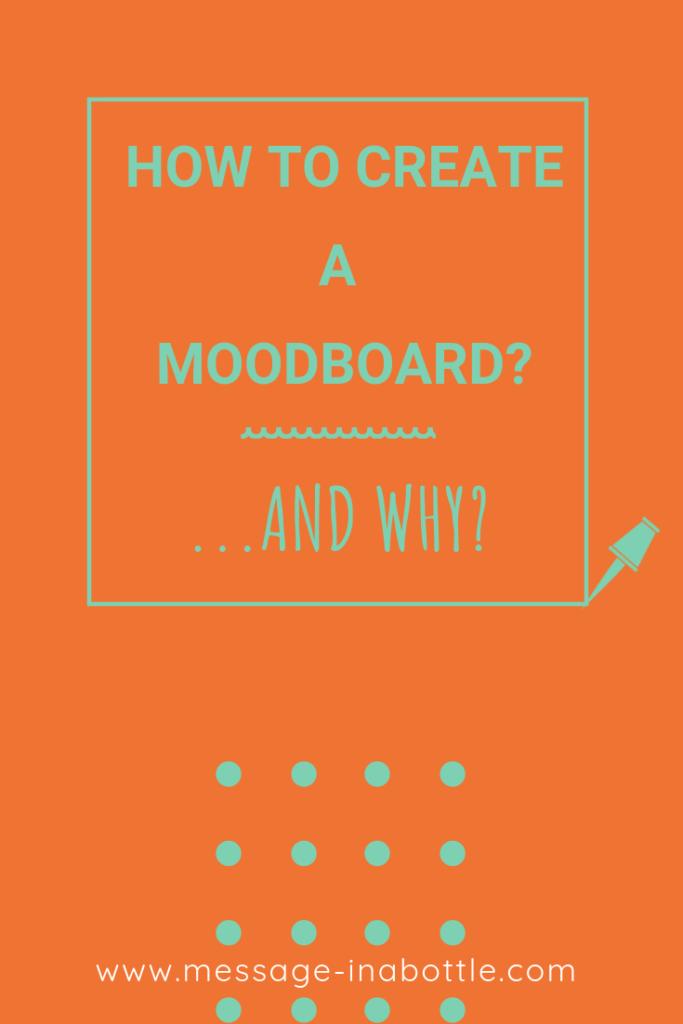 how to create moodboard