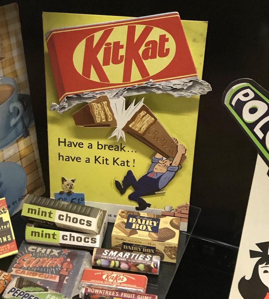 museum of brands évolution du marketing