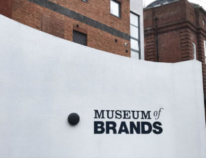 Museum of Brands marketing evolution