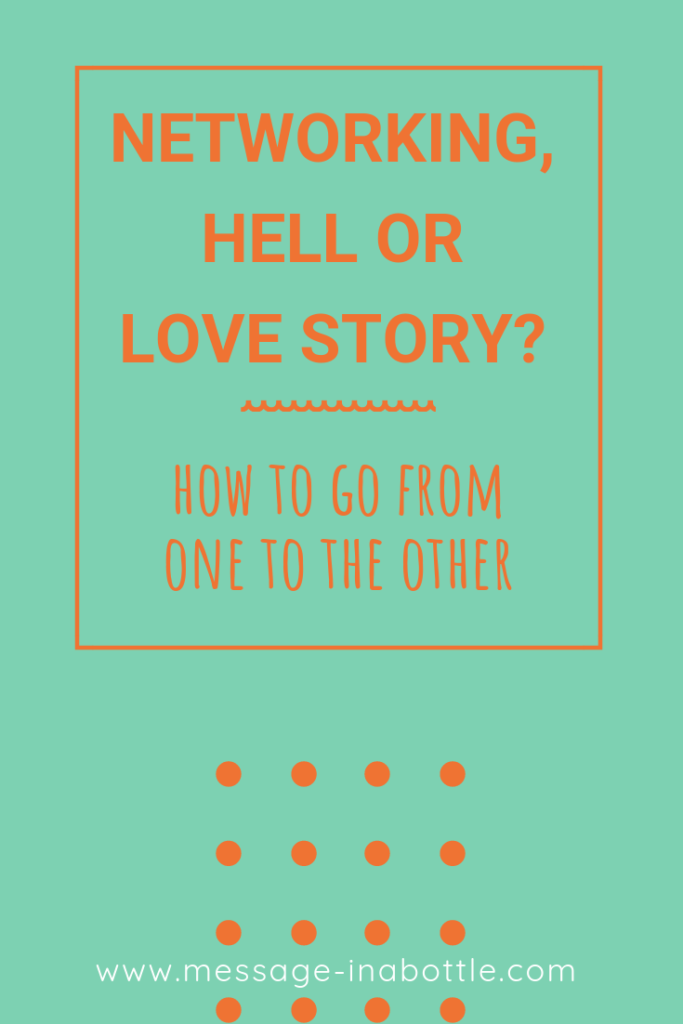 networking hell or love story