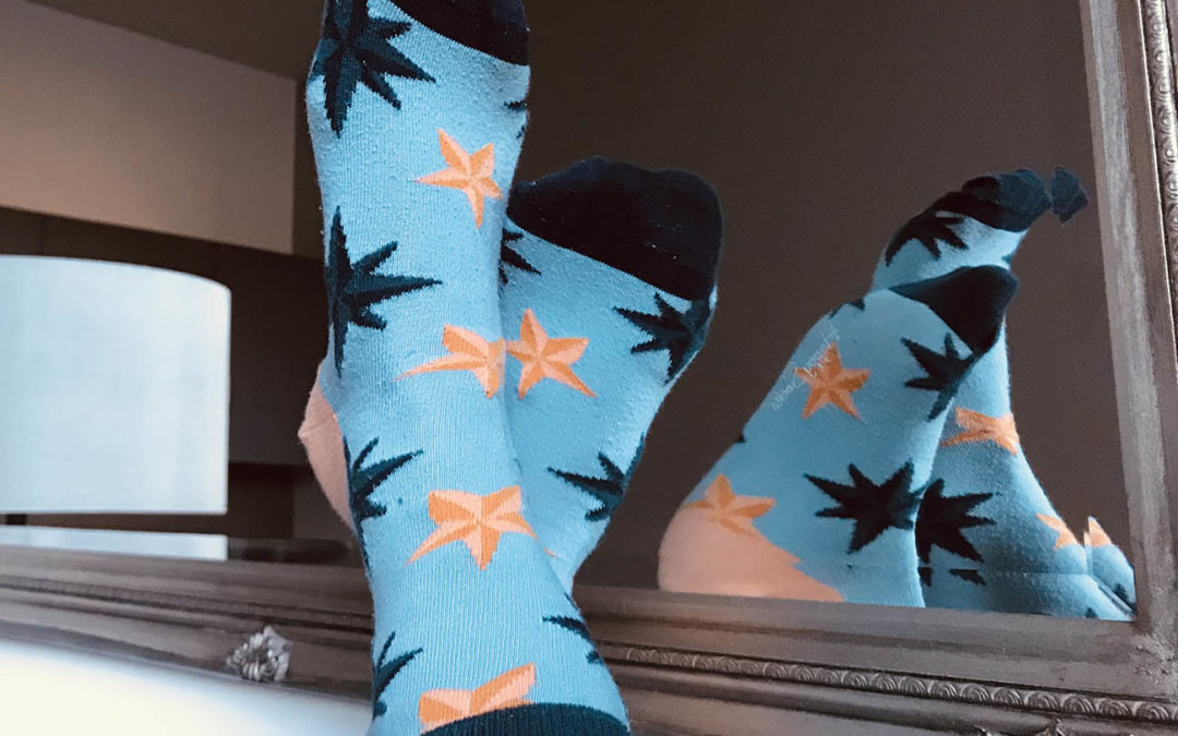 Happy Socks, la marque qui rend les chaussettes trendy