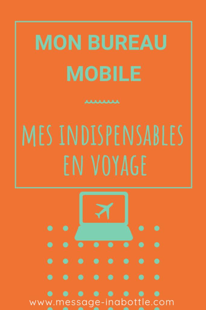 burau mobile indispensables voyage