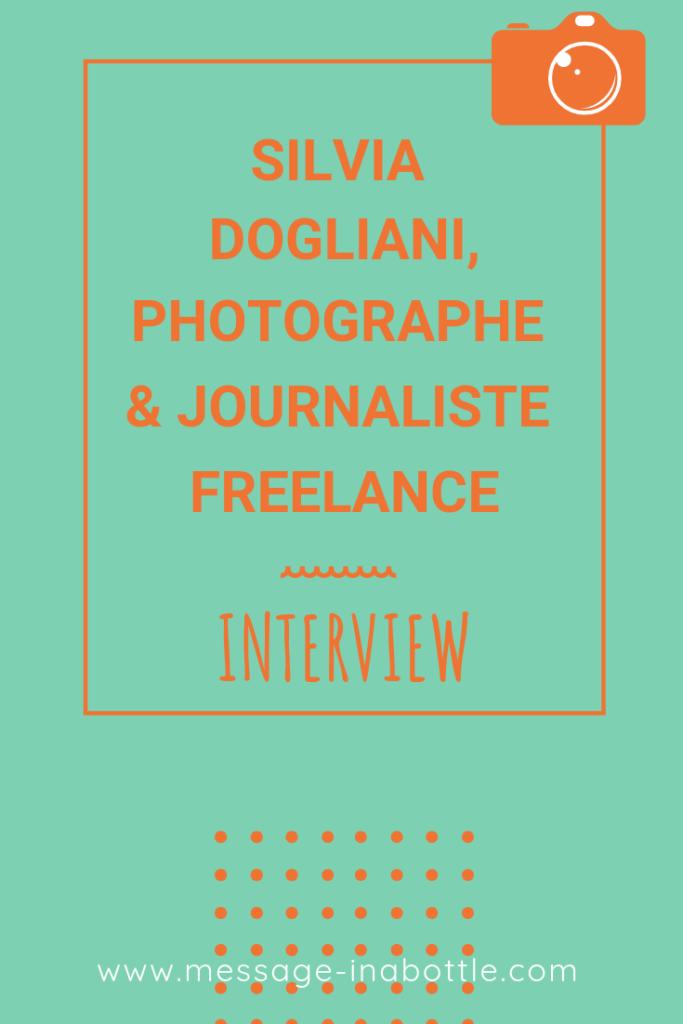 Silvia Dogliani photojournaliste