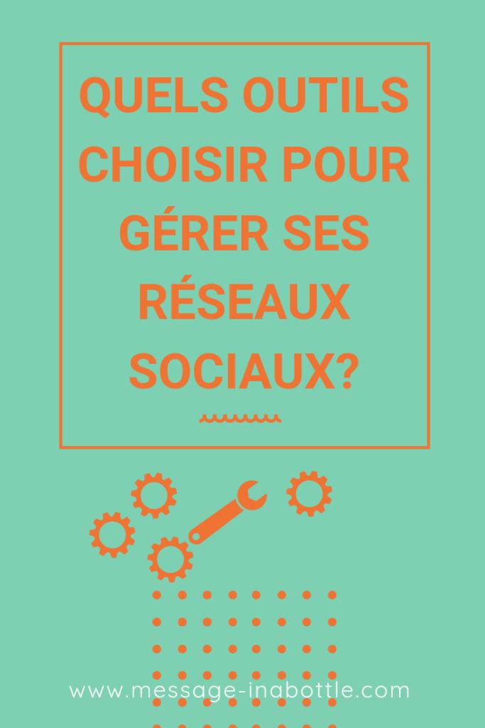 quels outils choisir pour gérer ses réseaux sociaux?