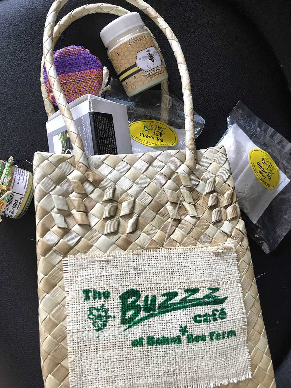 Bohol Bee Farm products