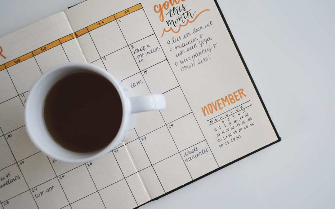 How to create an editorial calendar for your social media?