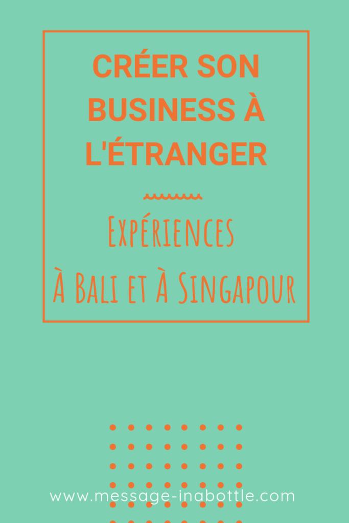 créer business étranger