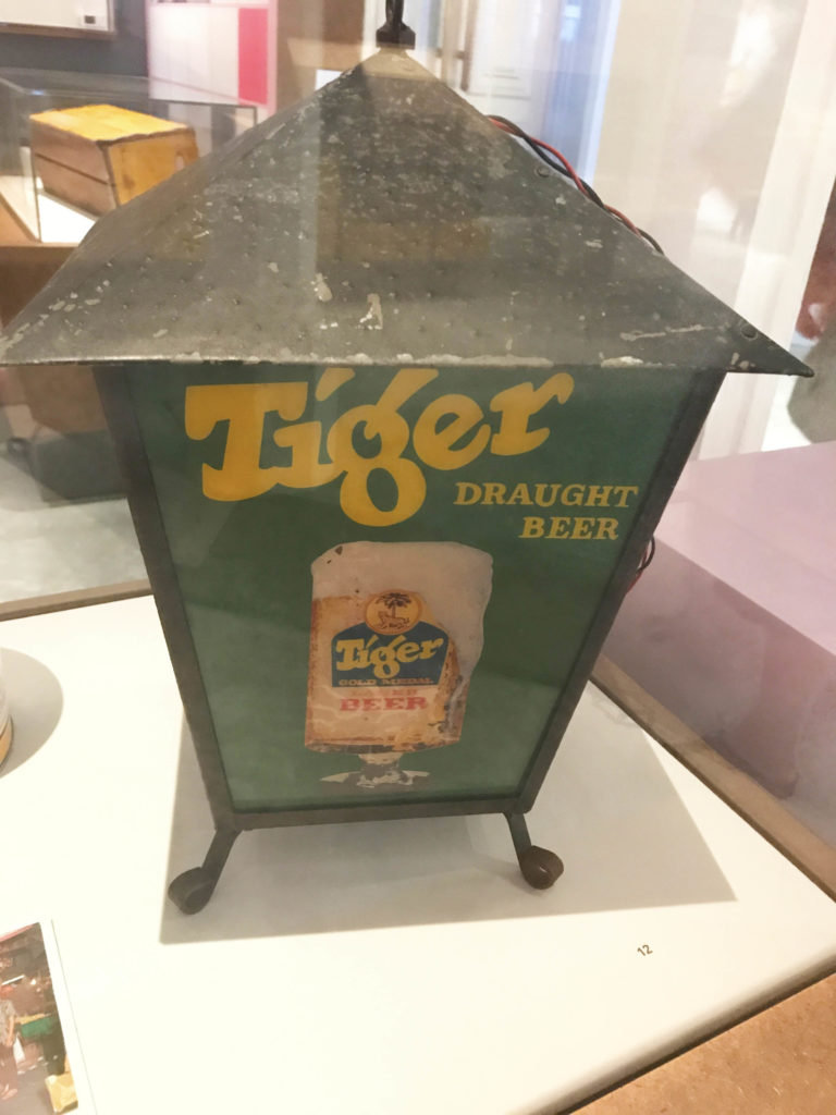 Singapore Tiger Beer